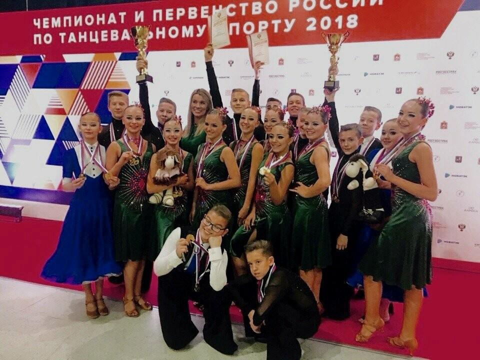 Ухтинские юниоры стали призёрами Чемпионатов и Первенств России по танцевальному спорту, фото-2
