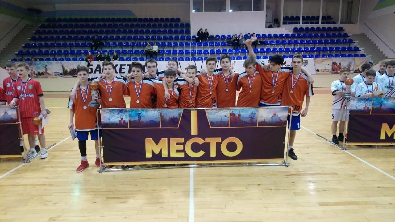 Первое место на Первенстве Коми по баскетболу за ухтинцами, Фото предоставлено Коми Республиканской Федерацией Баскетбола