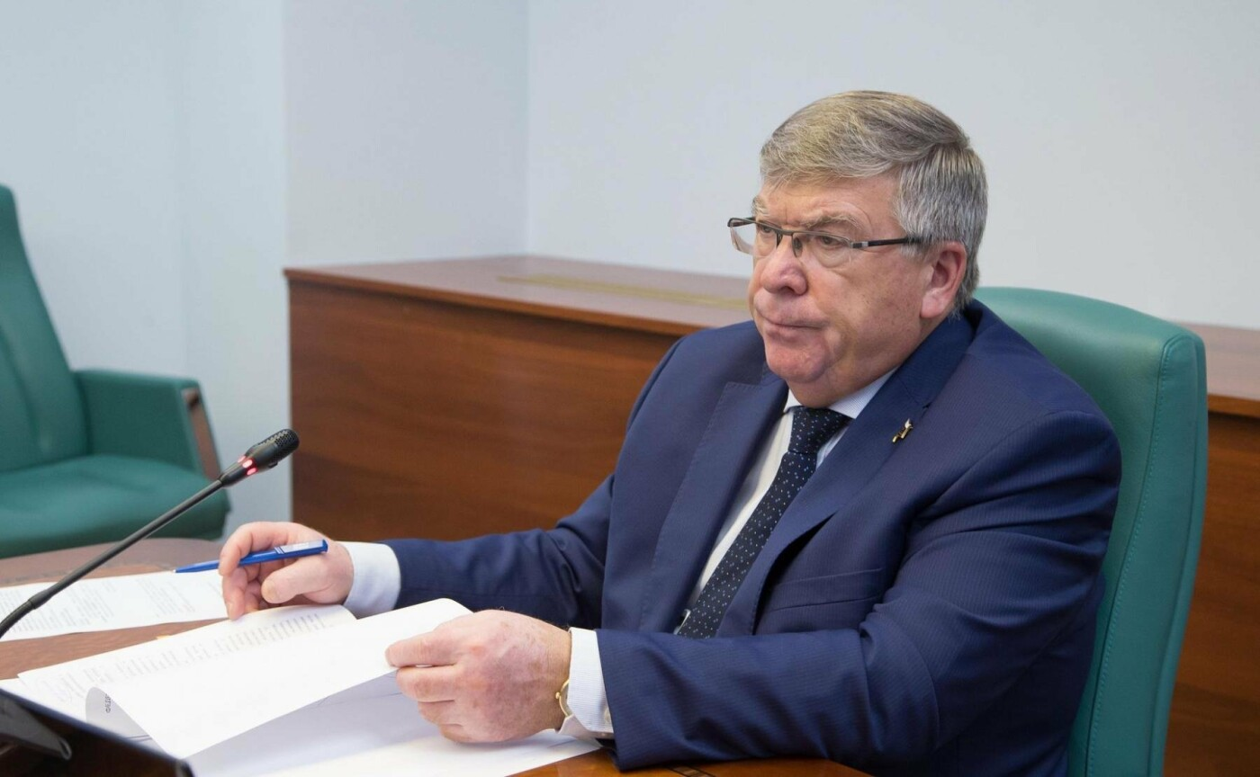 Фото предоставлено пресс-службой Совета Федерации Федерального Собрания Российской Федерации
