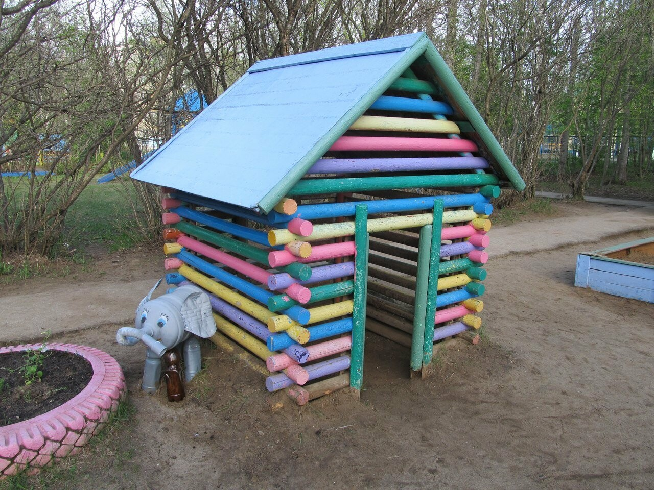 Перемены в Детском парке, Фото предоставлены ИА «Комиинформ»
