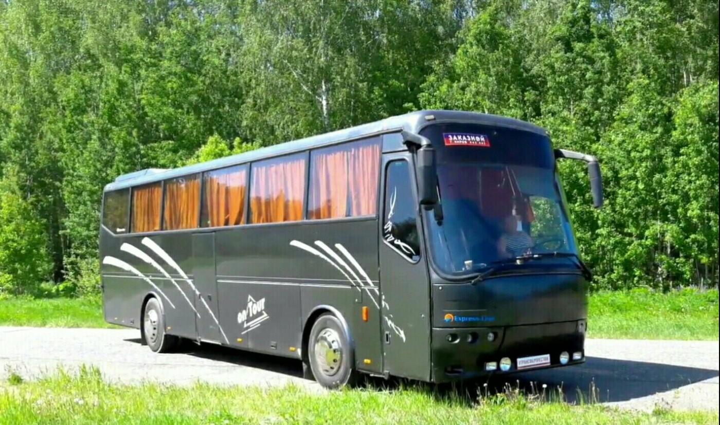 Комфортабельный туристический автобус довезёт из Кирова в Феодосию, Фото из открытых источников в сети Интернет