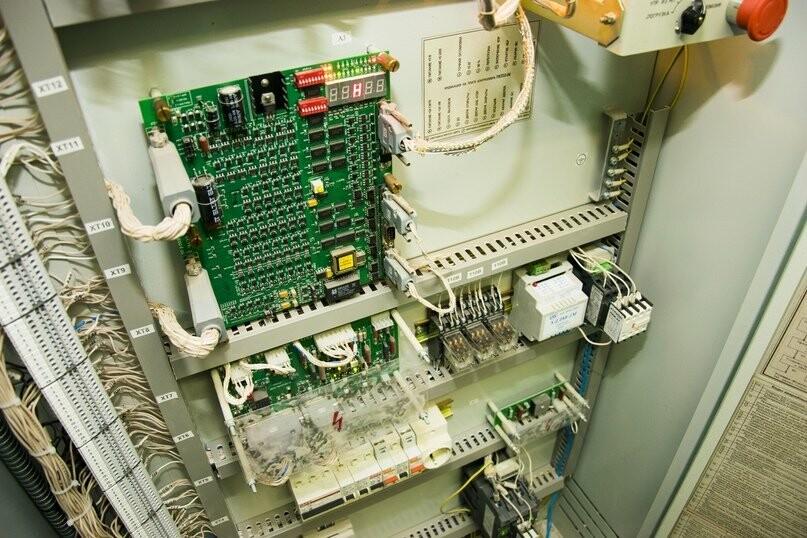 Приёмка комиссией замены лифтового оборудования в городе Ухта, Фото предоставлено пресс-службой администрации МОГО «Ухта»