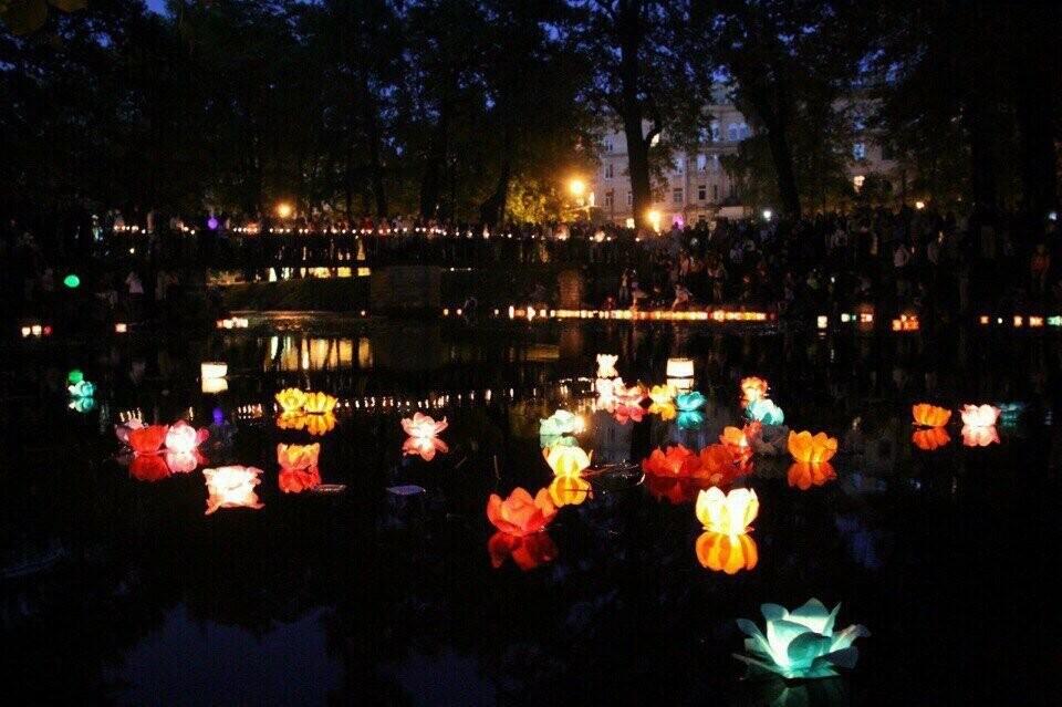 Красочные фестивали пройдут в Парке культуры и отдыха, фото-1, Фото предоставлено пресс-службой АМОГО «Ухта»