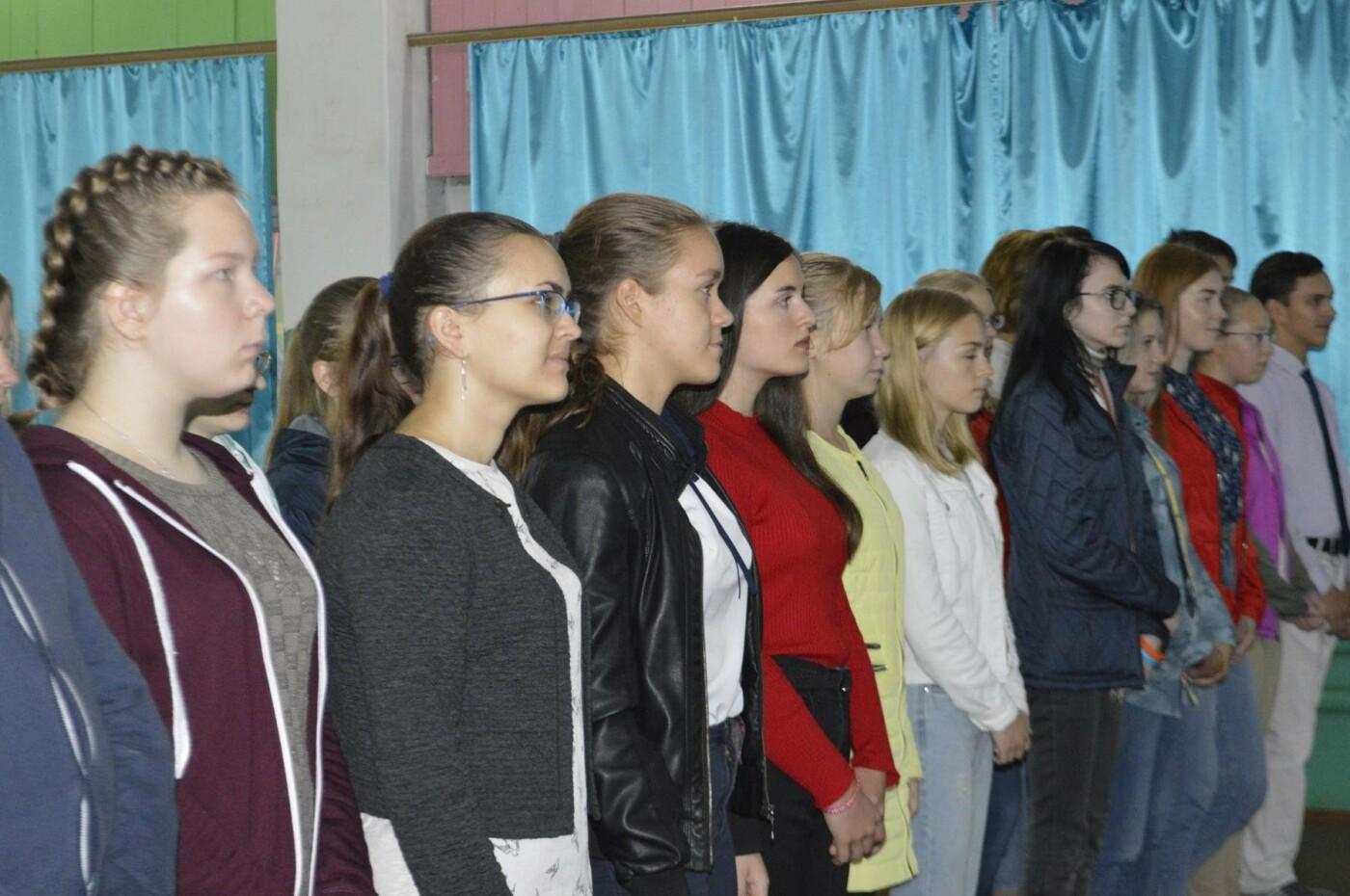 На торжественном открытии летней школы для одаренных детей Республики Коми