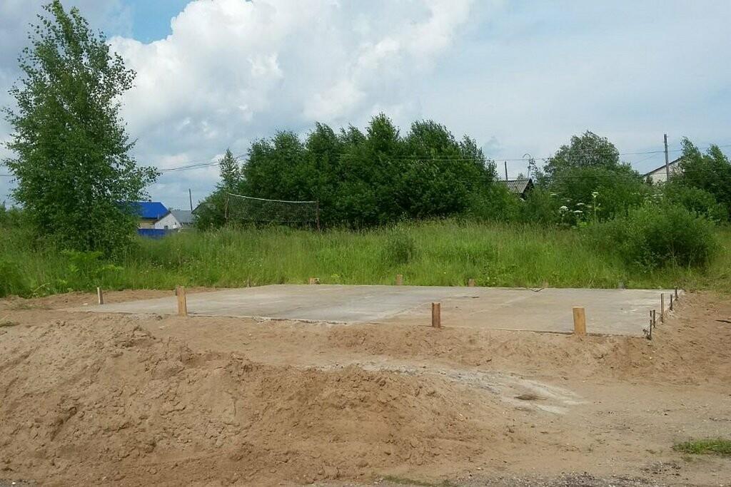 Оборудование спортивных площадок, Фото предоставлено пресс-службой Администрации при Главе Республики Коми
