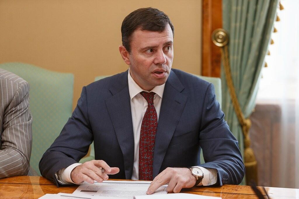 Вице-премьер республиканского Правительства Константин Григорьевич Лазарев