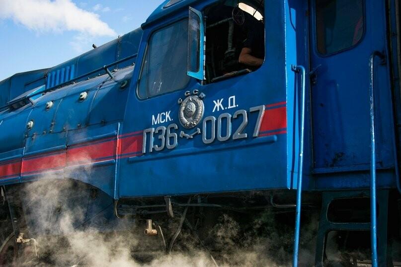 В Ухте совершил остановку ретро-поезд, фото-3, Фото предоставлено пресс-службой администрации МОГО «Ухта»