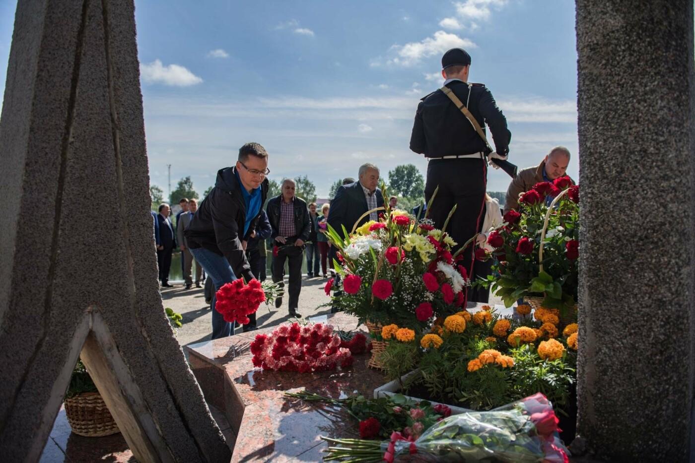 В Ухте вспоминали основателей города, фото-10, Фото предоставлено пресс-службой АМОГО «Ухта»