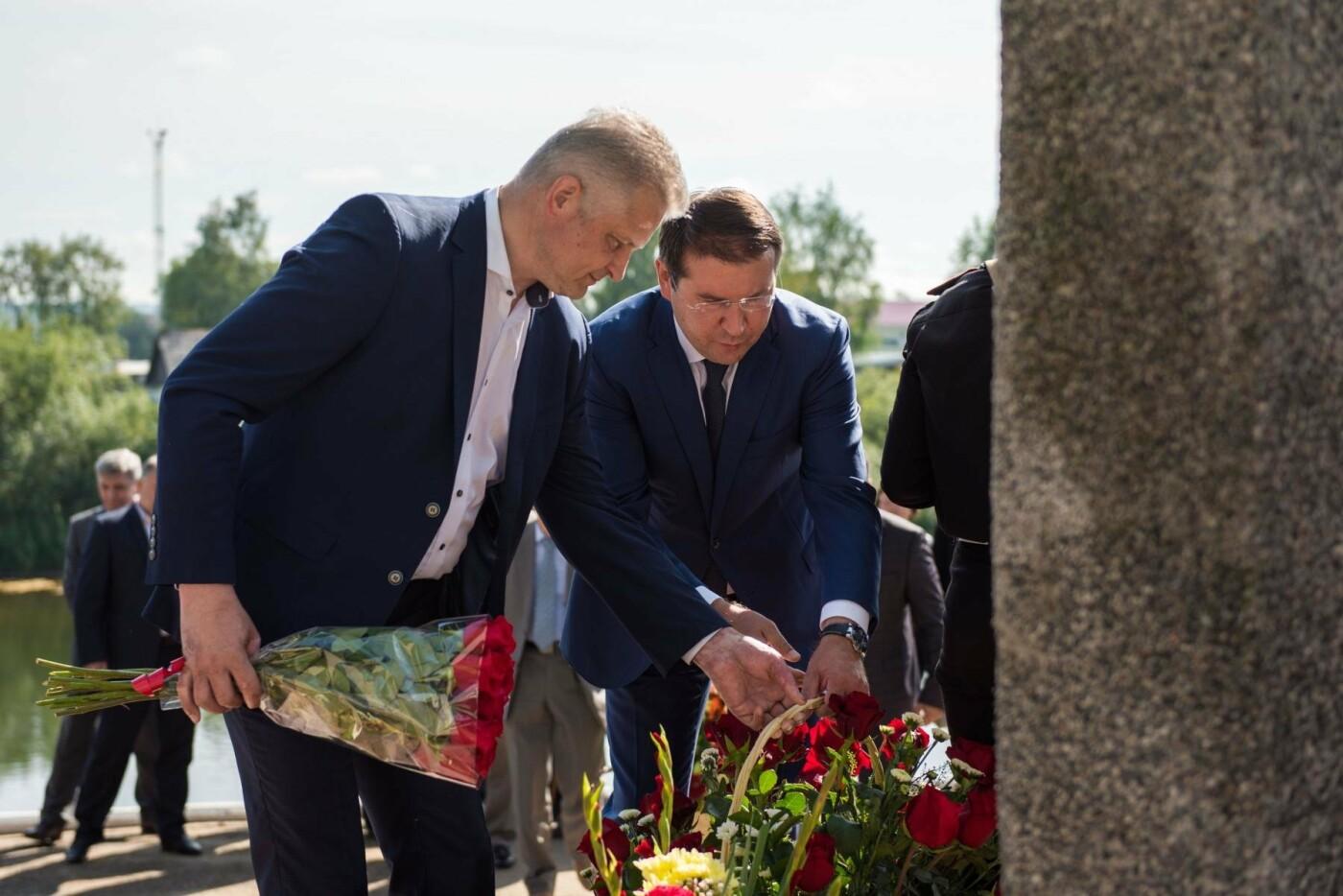 В Ухте вспоминали основателей города, фото-3, Фото предоставлено пресс-службой АМОГО «Ухта»