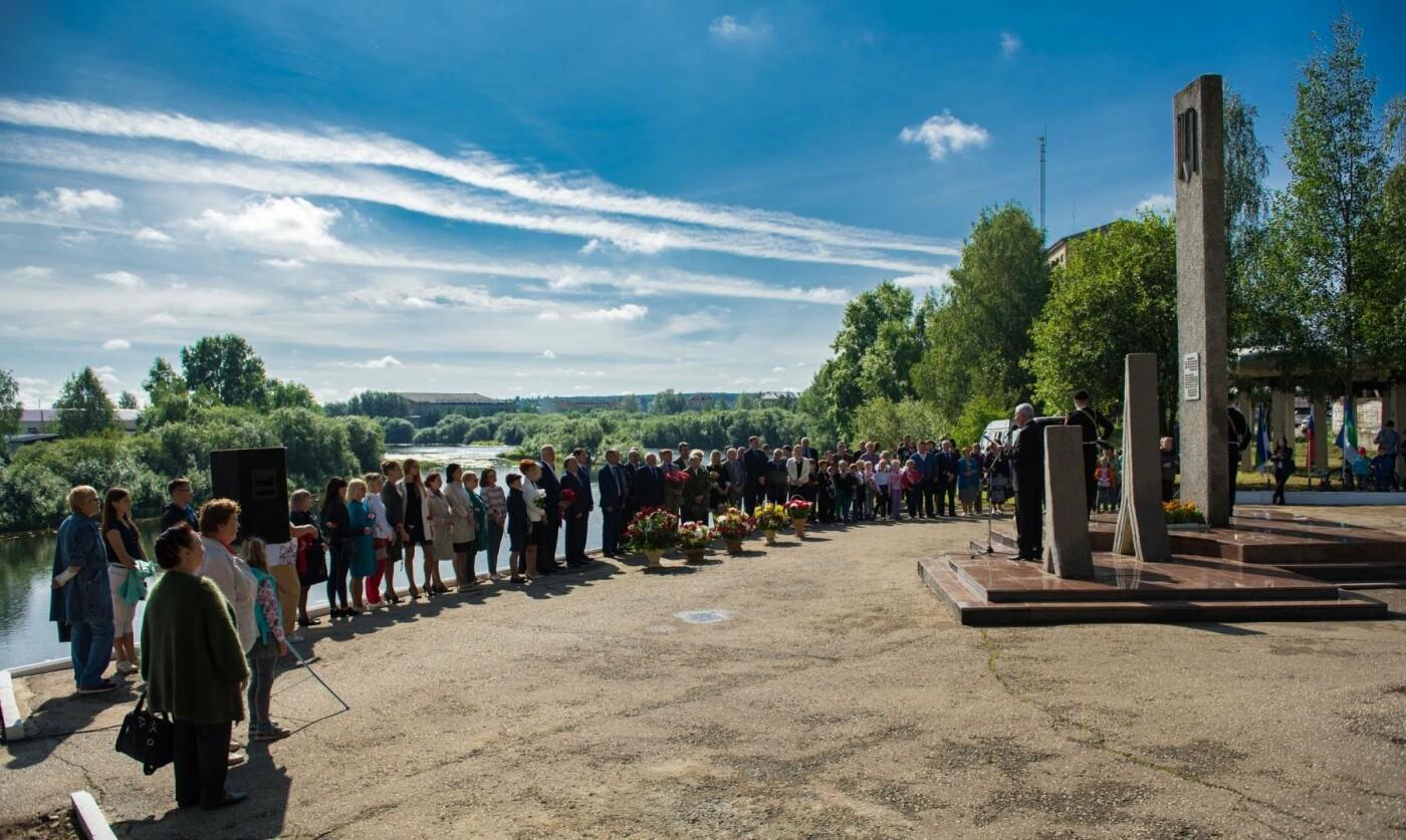 В Ухте вспоминали основателей города, фото-11, Фото предоставлено пресс-службой АМОГО «Ухта»