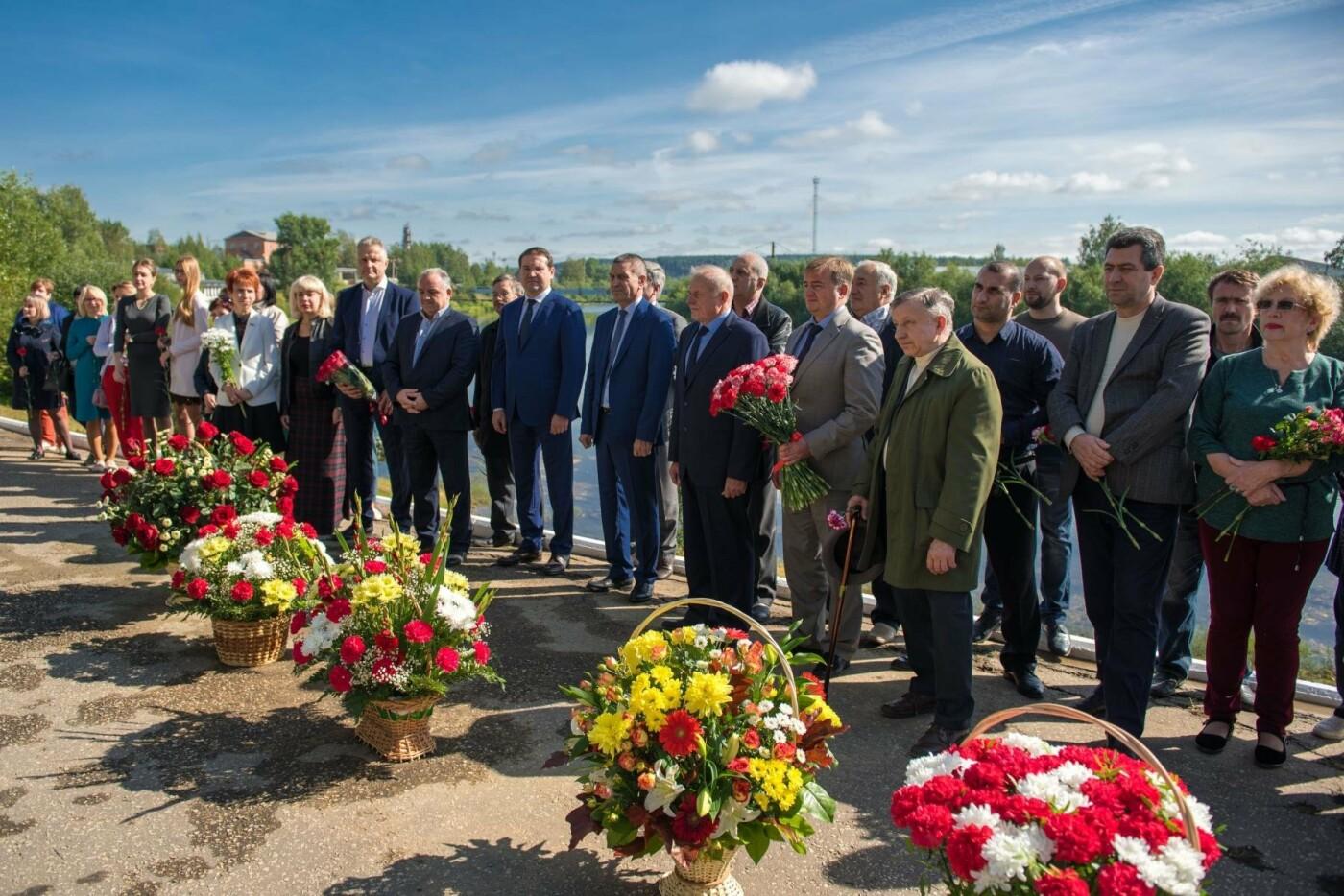 В Ухте вспоминали основателей города, фото-9, Фото предоставлено пресс-службой АМОГО «Ухта»