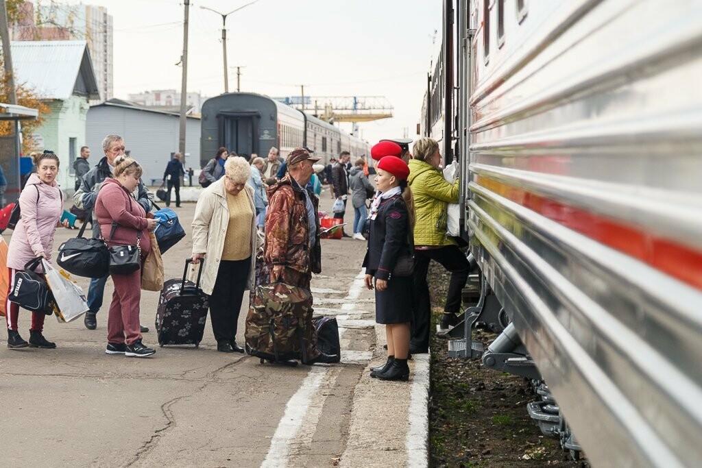 Ухтинцы смогут пользоваться новым дневным экспрессом, фото-9, Фото предоставлено пресс-службой официального Портала Республики Коми