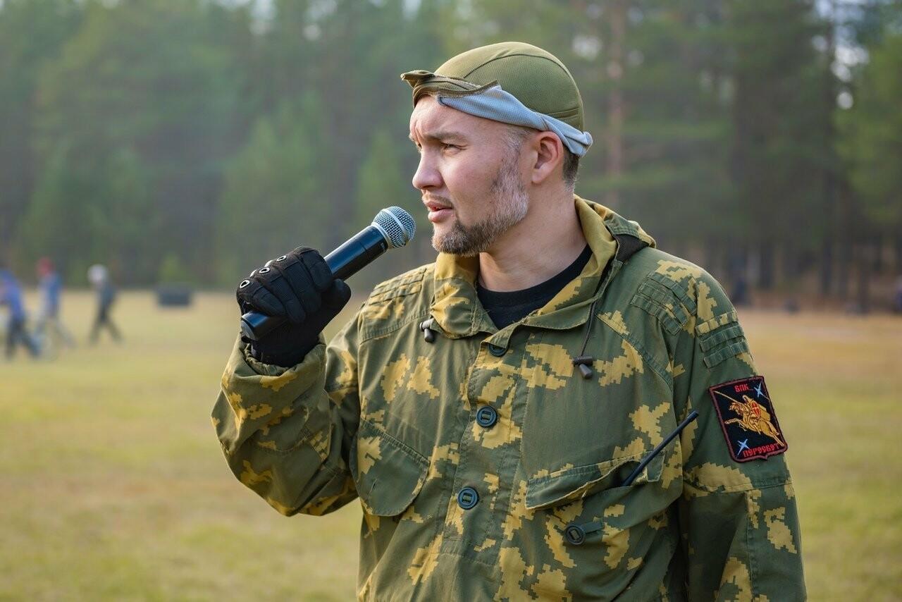 Второй Военно-патриотический фестиваль в посёлке Ярега. Ухтинский район, 22 сентября 2018 года