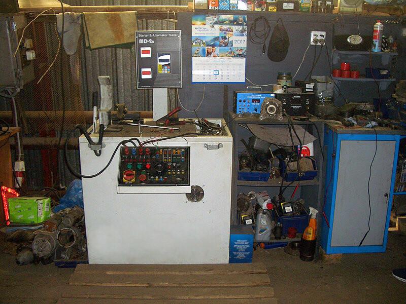 Ремонт генератора в Ухте, фото-1