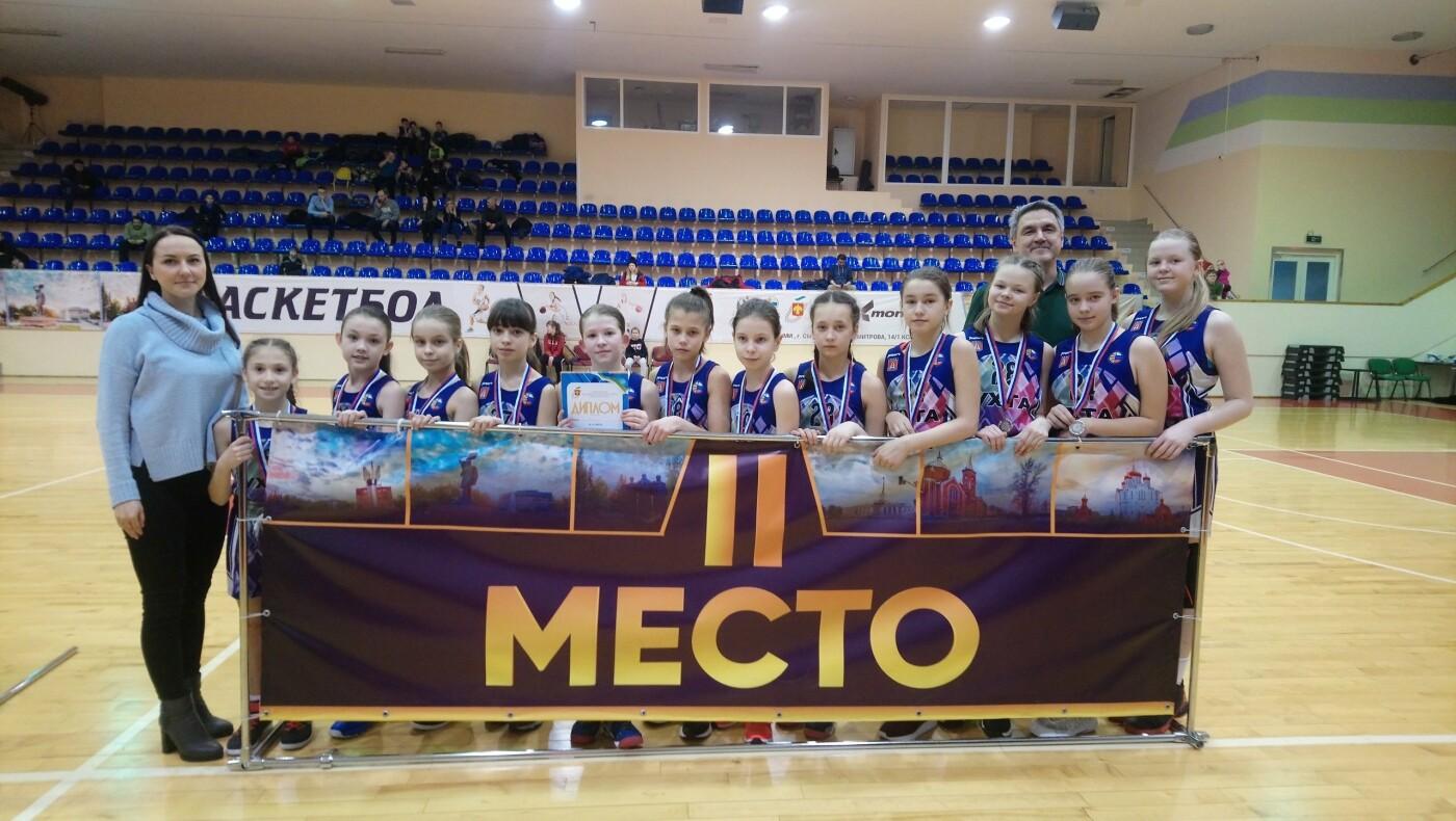 Команды-финалисты республиканского Первенства среди юношей и девушек 2007 г.р. из Ухты
