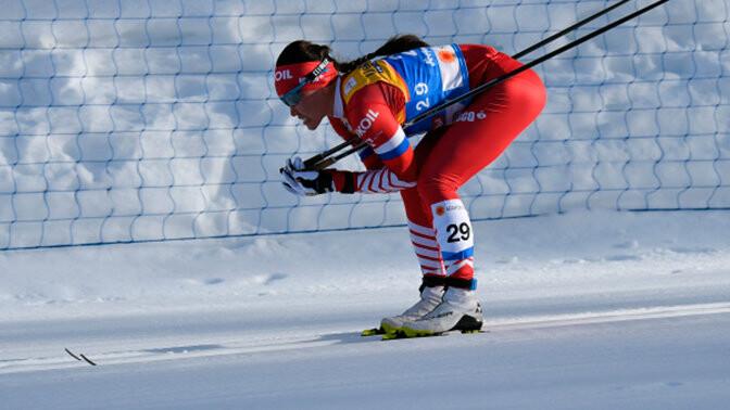 Российские лыжницы заняли весь пьедестал почета на Универсиаде, фото-1
