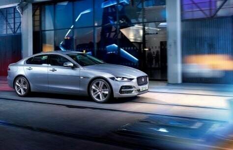 Jaguar рассказал обобновлениях модели XE, фото-1