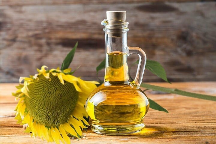 Подсолнечное масло, Фото из открытого источника в сети Интернет