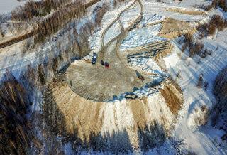 В Ухте с каждым годом растёт количество вывезенного из города снега, фото-1