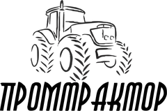 Логотип - Группа Компаний Промтрактор, тракторные запчасти, ГСМ, Ухта