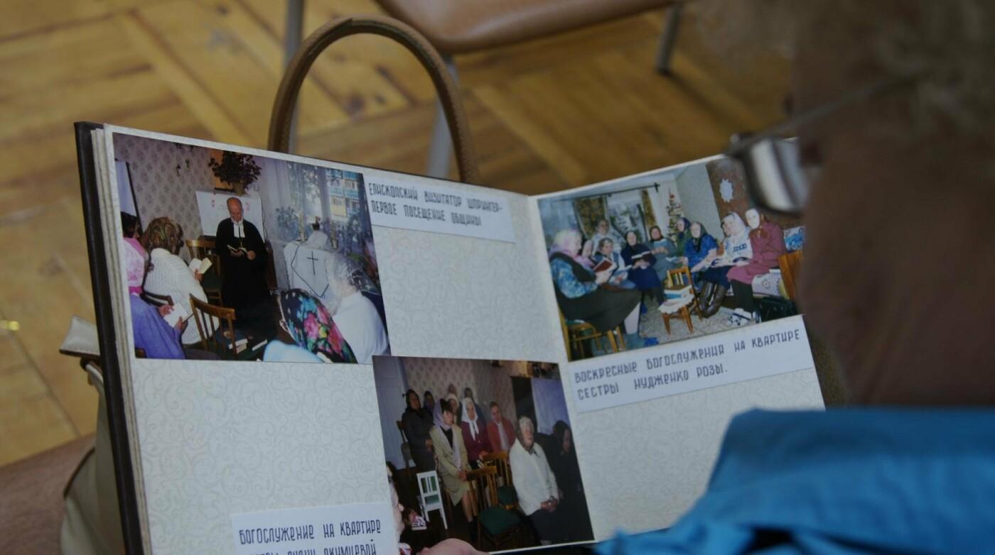 На презентации выставки «Немцы в российской истории» в Ухте, Фото предоставлено пресс-служба администрации МОГО «Ухта»