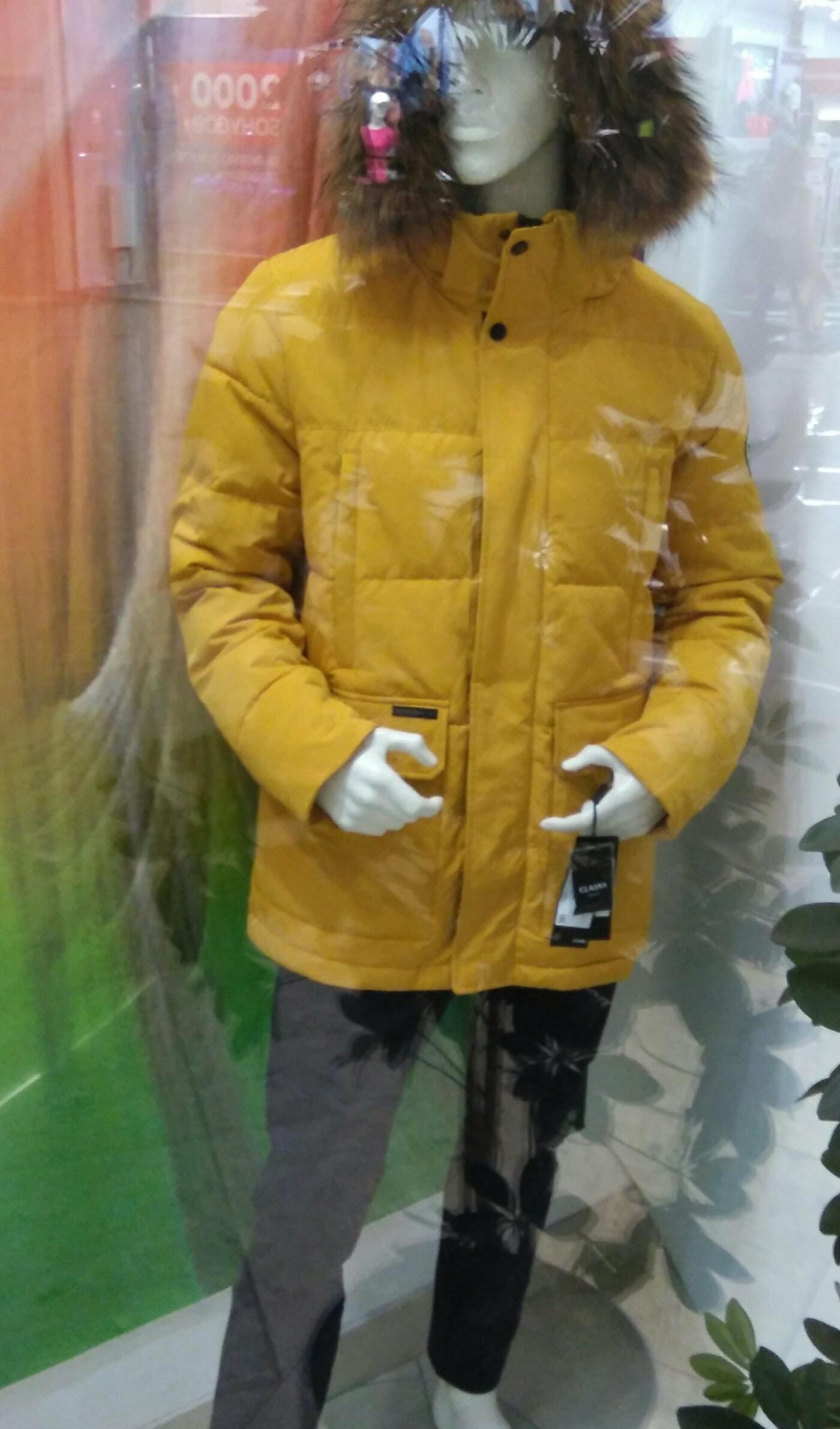 """Коллекции зимней верхней одежды в салоне """"SNEGOVIK"""", Фото автора"""